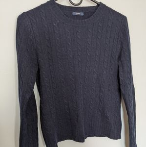 J Crew wool sweater - xsmall